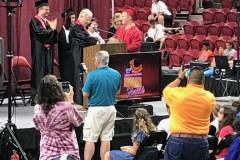 World Finals 2018 - Graduation